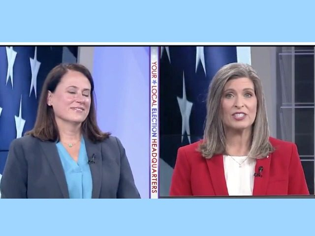 Joni Ernst vs Theresa Greenfield Debate