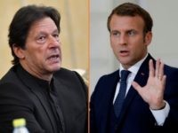 Pakistan PM Slams Macron, Demands Facebook Censor 'Islamophobia'