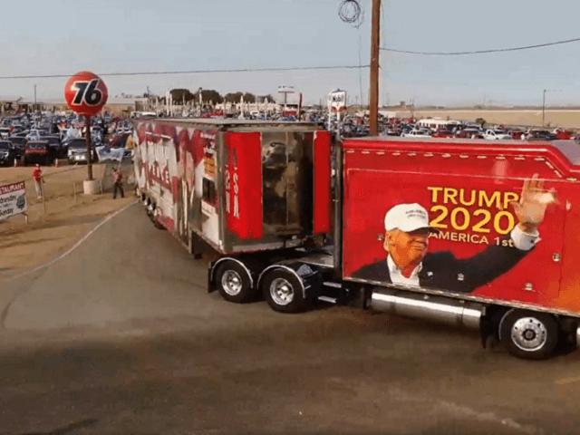 Lubbock Trump Train II