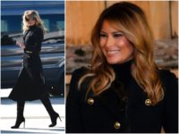 Fashion Notes: Melania Trump Rallies the Swing State Troops in Michael Kors