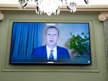 Mark Zuckerberg remote testimony