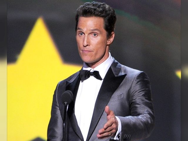 Matthew McConaughey says he was blackmailed into losing virginity
