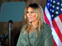 Melania Trump: 'The American Spirit Is Stronger than this Virus'