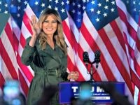 Melania Trump Blasts Democrats, Media: Their 'Display of Hatred Is on Display to this Day'