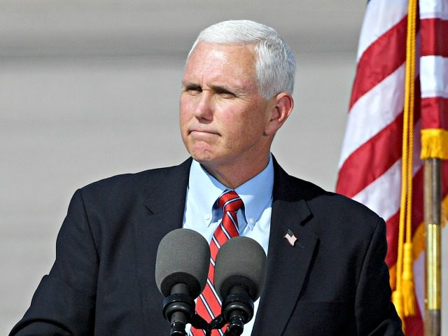 'Peace Through Strength' – Mike Pence Proud Trump White House Avoided New Wars