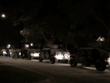Wisconsin National Guard in Wauwatosa.