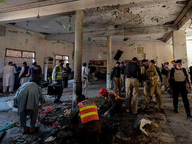 Pakistan: Islamic School Bombing Kills at Least 8, Injures 110