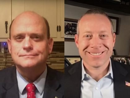 "Tom Reed and Josh Gottheimer on stimulus on 10/26/2020 ""Mornings with Maria"""