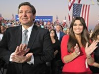Exclusive — Kimberly Guilfoyle: Gov. DeSantis an 'Invaluable' Asset to Help Keep Florida Red in November