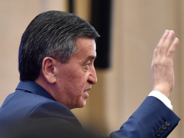 President of Kyrgyzstan Sooronbai Jeenbekov steps down amid election turmoil