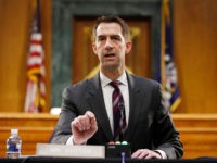 Tom Cotton: Democrats Want Pandemic Voting Practices to Be Permanent