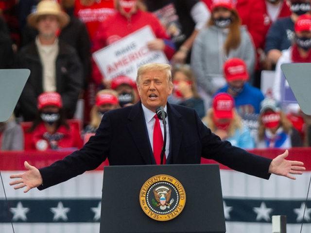 Pennsylvania Poll: Donald Trump 48.4%, Joe Biden 47.6%