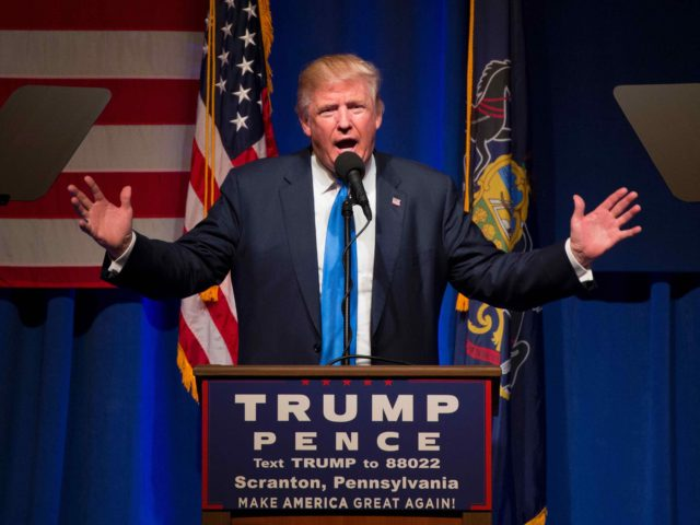 Donald Trump to Hold Rally in Scranton, Pennsylvania, on Election Eve