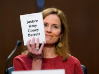 Conservatives Celebrate, Leftists Freak Out Over Amy Coney Barrett's Confirmation