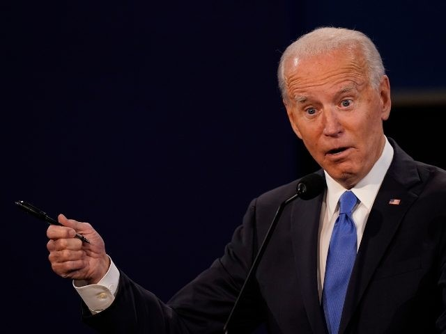 Nolte: Here Are 11 of Joe Biden's Biggest Debate Lies