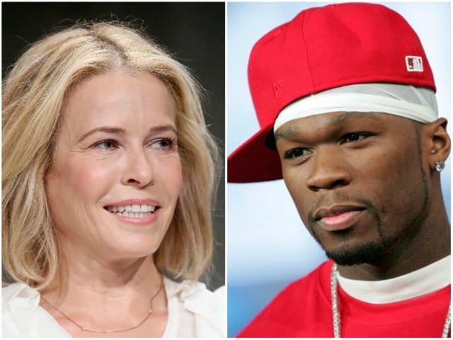 Chelsea Handler: I Had to Remind 50 Cent He's Black After His Trump Support