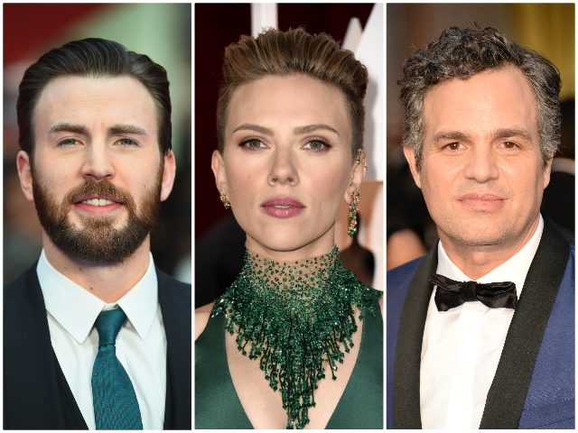 The Avengers stars to reassemble for Joe Biden virtual fundraiser