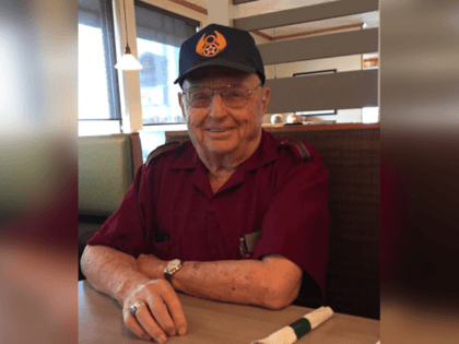 VIDEO: Community Raises Money to Give WWII Veteran the Trip of a Lifetime