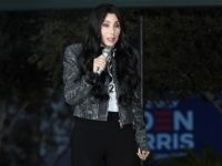 Cher Bombs for Biden: 'I'll Sing and Then I'll Wave Goodbye and That Will Be It'