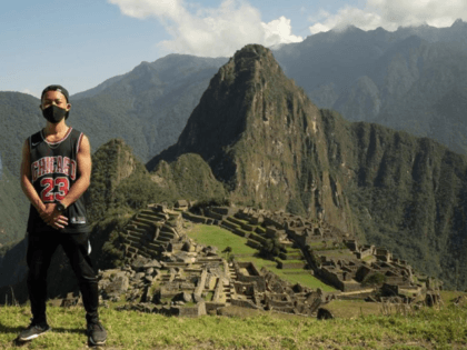 Jesse Katayama, 26, was planning to visit Machu Picchu during his trip to Peru in March, before the World Heritage Site was closed because of the Chinese coronavirus pandemic.