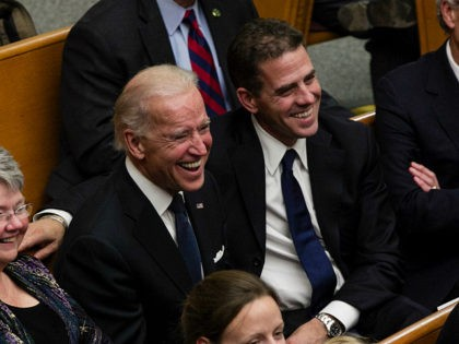 Washington Post: Treat Hunter Biden Emails as Foreign Intel — 'Even if They Probably Aren't'