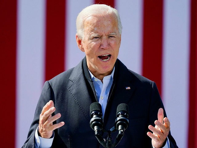 Watch: Joe Biden Cuts Off Reporter During Question on Hunter Biden