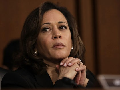 Kamala Harris: Trump Does Not Have 'the Courage to Speak the Phrase 'Black Lives Matter""