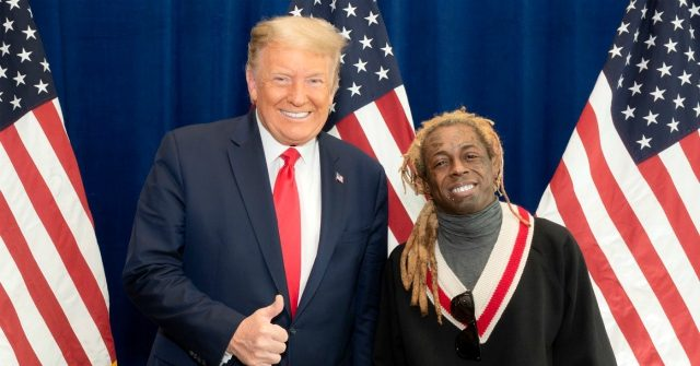 Lil Wayne Praises Trump's Platinum Plan for Black Americans: 'He Listened and Assured He Will and Can Get It Done'