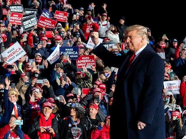 Pennsylvania Trump Voters Show Passion: 'He's a Man that Wants to Do It All for America'