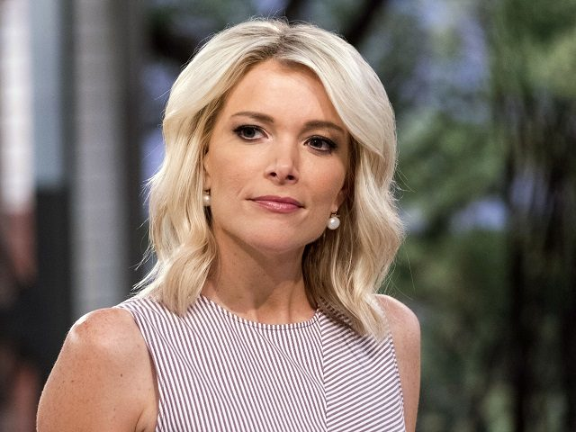 "FILE - This Sept. 21, 2017 file photo shows Megyn Kelly on the set of her show, ""Megyn Kelly Today"" at NBC Studios in New York. NBC announced on Friday, Oct. 26, 2018 that ""Megyn Kelly Today"" will not return. (Photo by Charles Sykes/Invision/AP, File)"