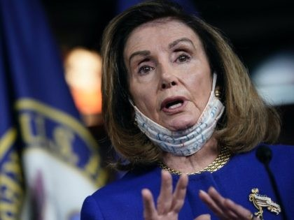 Nancy Pelosi Ready to Deal on Smaller Coronavirus Relief Package 'Because We Have a New President'