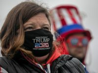 Watch: Trump Supporters Wait Hours in Dark, Freezing Temps for Michigan Rally