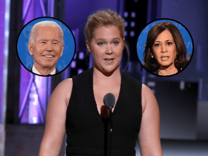 Amy Schumer to Host 'I Will Vote' Biden Campaign Mega Celebrity Concert