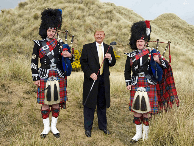 Scotland Approves Second Trump Golf Course