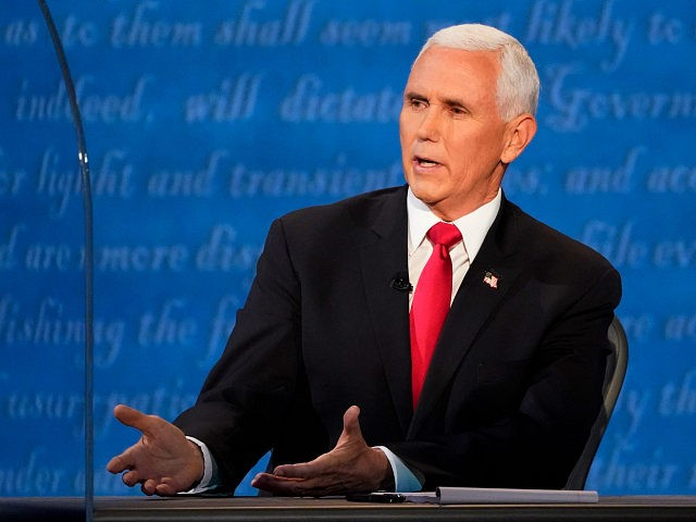 'No Signal': China Allegedly Censors Mike Pence Criticisms During VP Debate