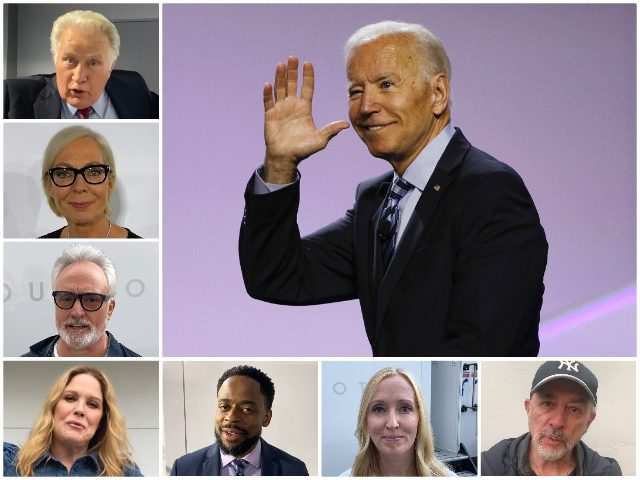 'West Wing' Stars Pledge: 'I'm Voting for a Guy Named Joe'