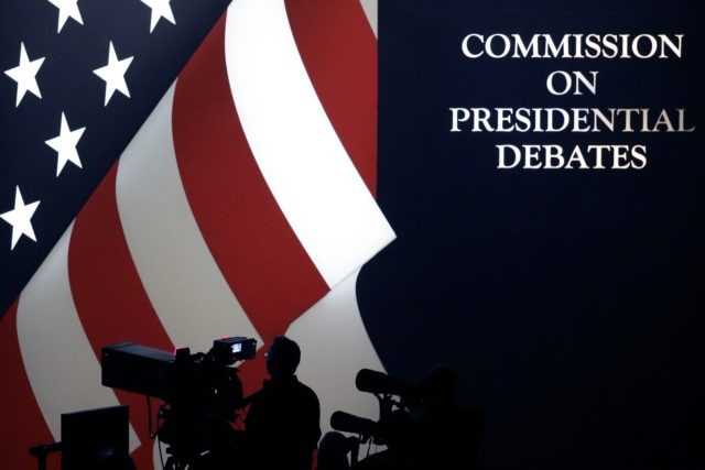 Debate Commission Claims Moderator's Account Was Hacked