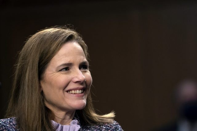McConnell: Senate will Vote to Confirm Amy Coney Barrett Next Monday
