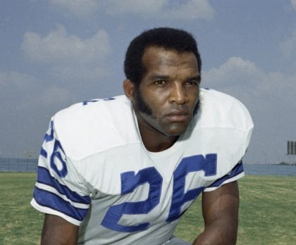 This Sept. 1972, file photo shows cornerback Herb Adderley, of the Dallas Cowboys NFL football team. Hall of Fame cornerback Herb Adderley has died. He was 81. His death was confirmed Friday, Oct. 30, 2020, on Twitter by nephew Nasir Adderley, a safety for the Los Angeles Chargers. Adderley played …