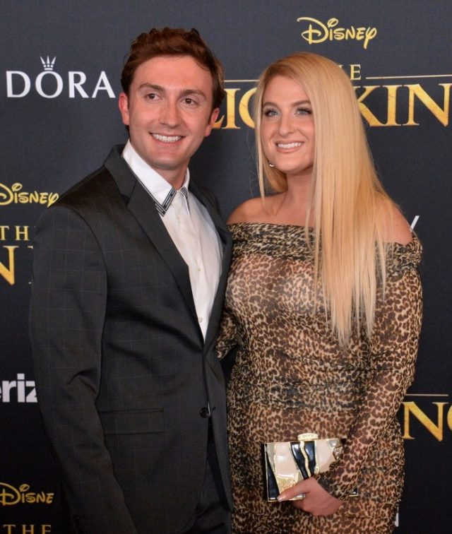 Meghan Trainor Expecting First Child with Daryl Sabara