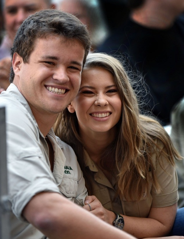 Bindi Irwin Shares Her First (Extremely Adorable) Bump Photo