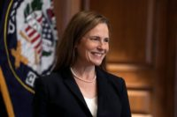 Senate panel votes to confirm Supreme Court nominee Amy Coney Barrett