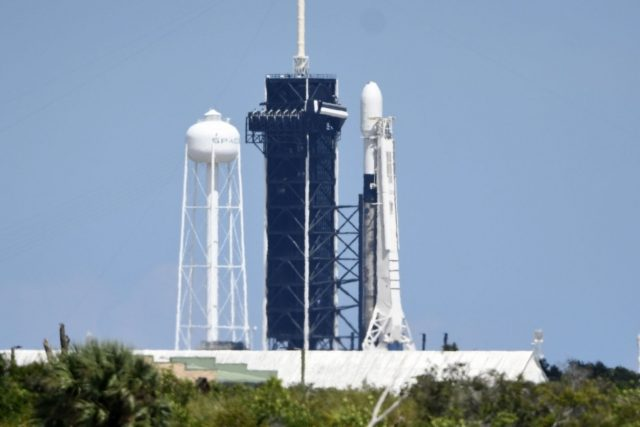SpaceX Will Try Again To Launch Internet Satellites