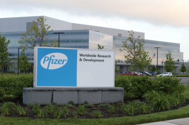 Pfizer not yet ready to release COVID-19 vaccine data By