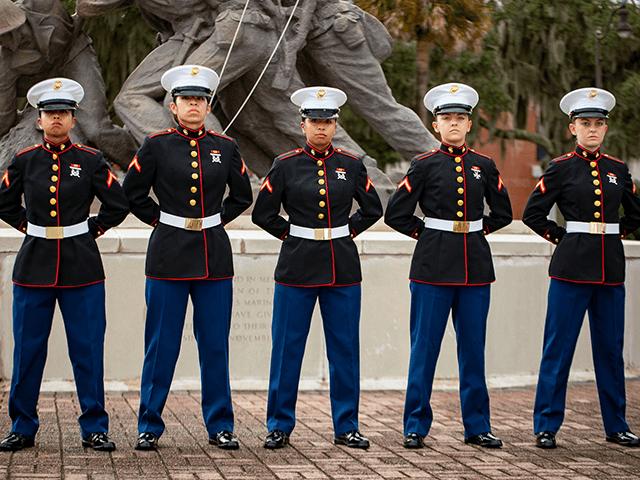 Sister Marines