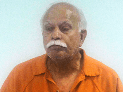 This undated photo provided by Western Tidewater Regional Jail shows Dr. Javaid Perwaiz. Federal prosecutors have accused Perwaiz of performing unnecessary, unwanted or unknown gynecological procedures on some of his patients. Perwaiz is due in U.S. District Court in Norfolk Thursday, Nov. 14, 2019 for a detention hearing. He was …