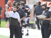 Browns' Callie Brownson to Become First Female to Coach Position Group in NFL Game on Sunday
