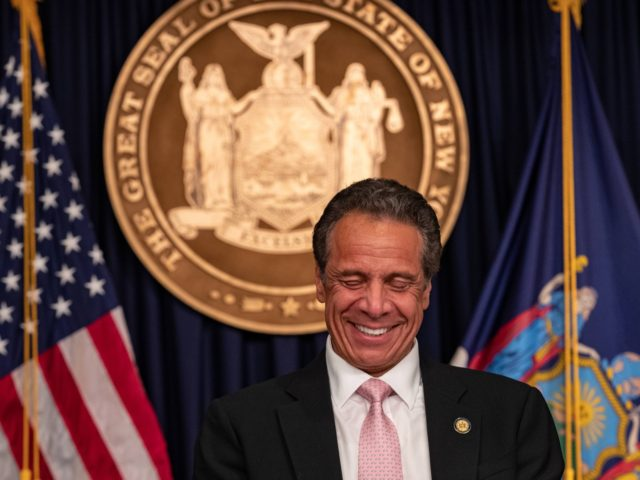 Cuomo to receive Emmy award for televised coronavirus briefings