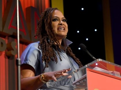 NEW YORK, NEW YORK - DECEMBER 02: Ava DuVernay speaks onstage during the IFP's 29th Annual Gotham Independent Film Awards at Cipriani Wall Street on December 02, 2019 in New York City. (Photo by Lawrence Busacca/Getty Images for IFP)