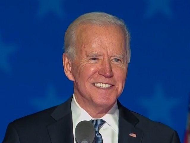 Biden: 'Keep the Faith,' 'We're Going to Win This'